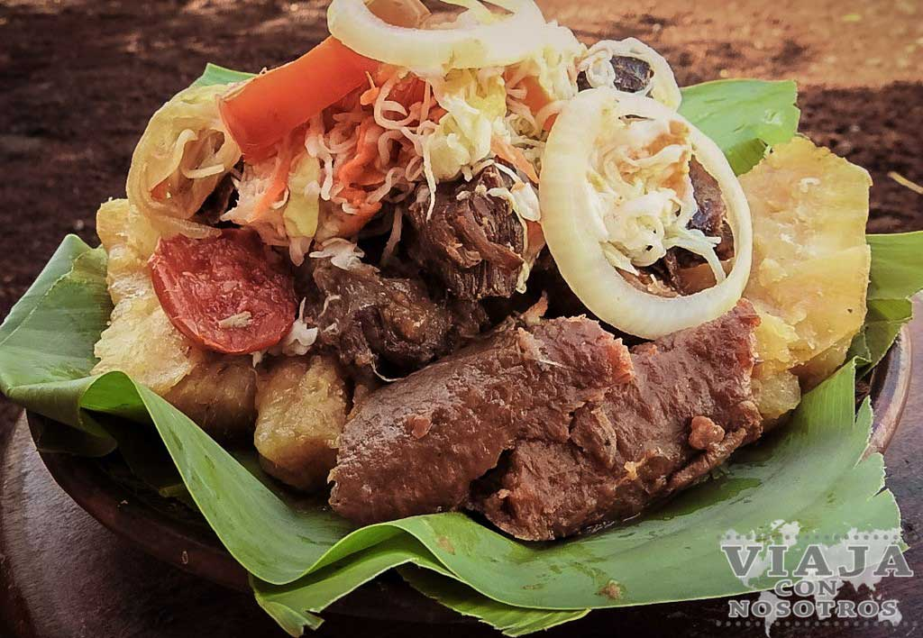 Comida típica de Nicaragua