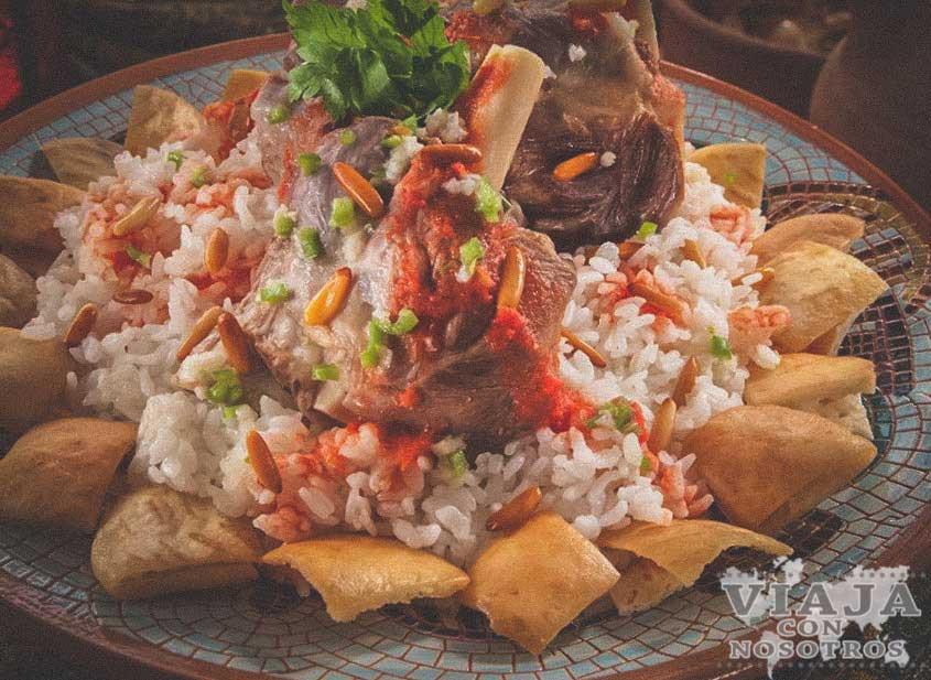 Los mejores platos de la gastronomía de Egipto