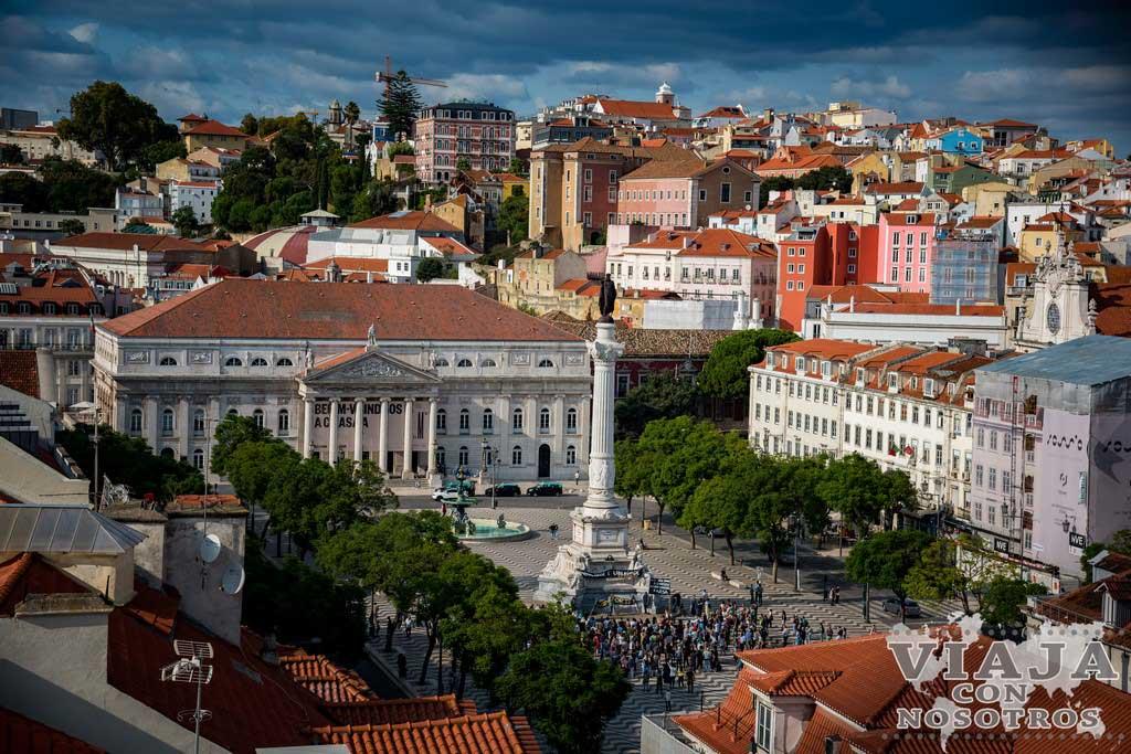 Los Mejores Miradores que no puedes perderte en Lisboa