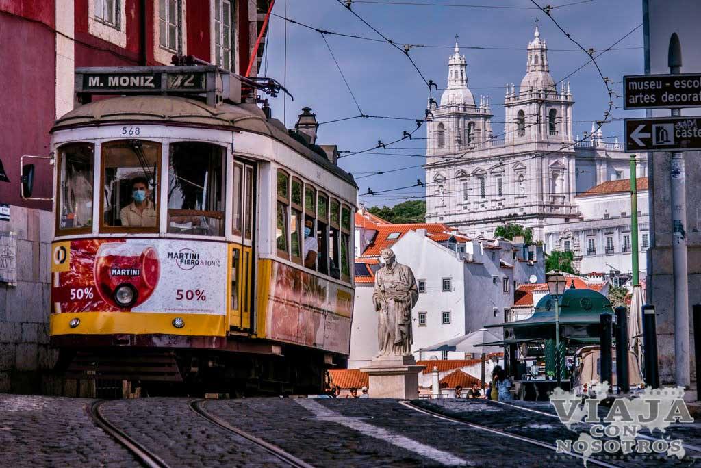 Atracciones turísticas de Lisboa Card