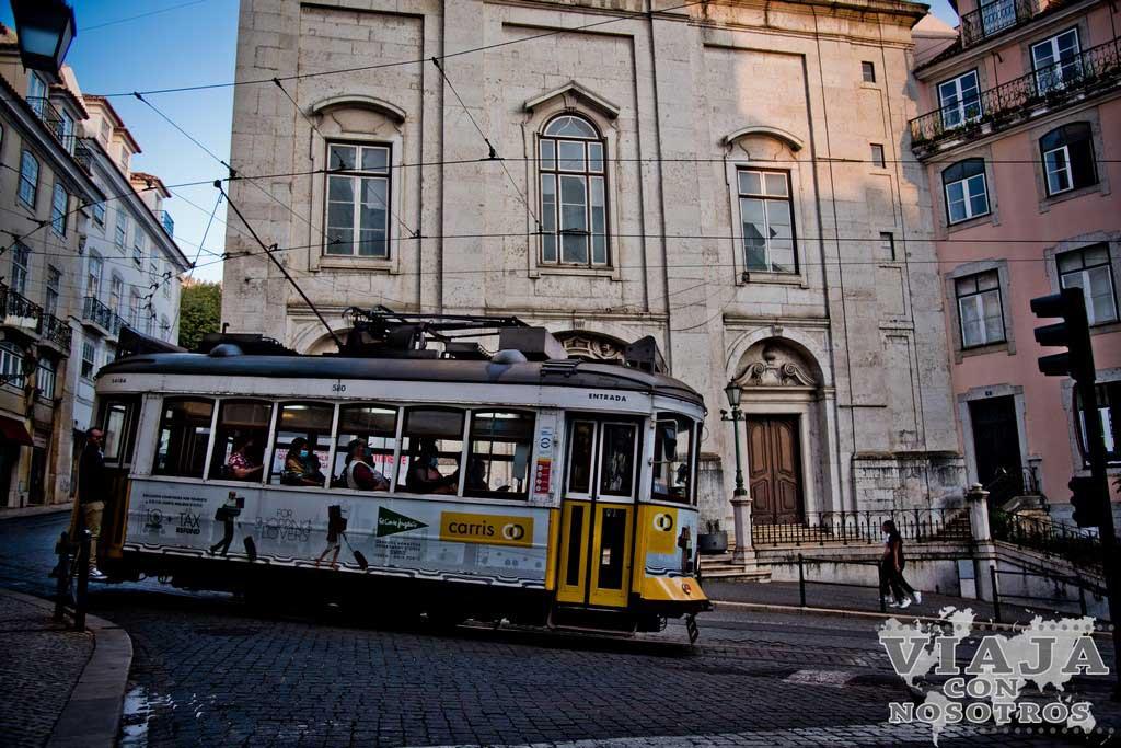 Iglesia de la Magdalena de Lisboa