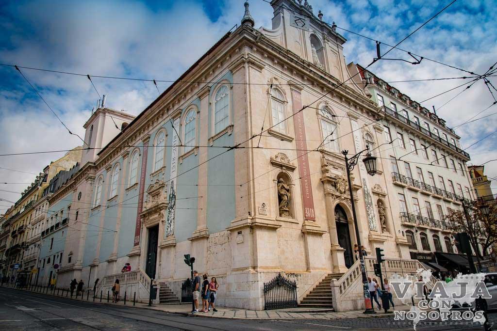 Iglesia de Nuestra Señora de Loreto Lisboa