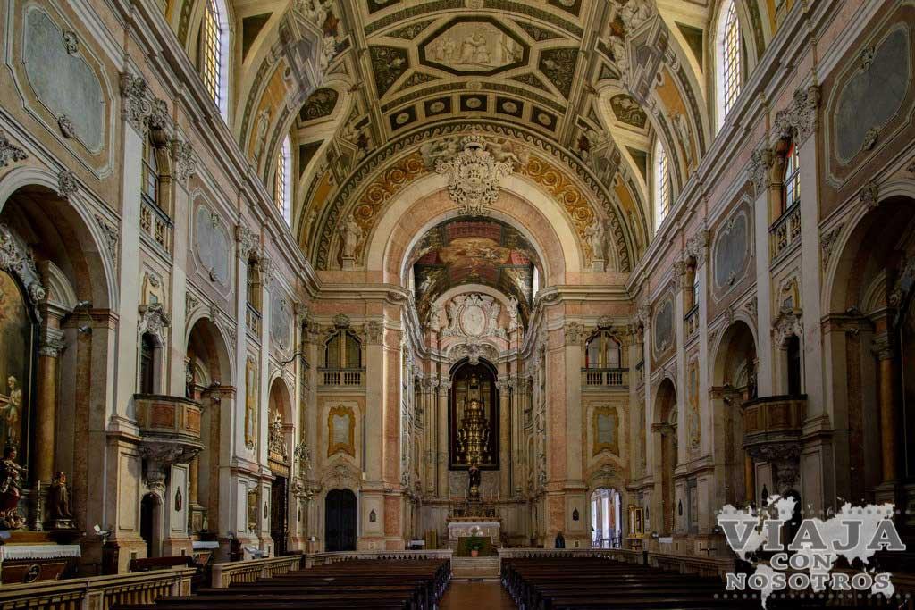 Iglesia de la Reencarnación de Lisboa