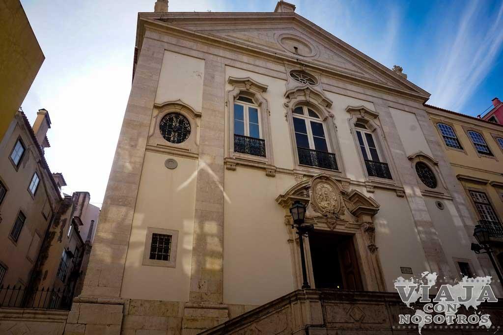 Iglesia del Santísimo Sacramento de Lisboa