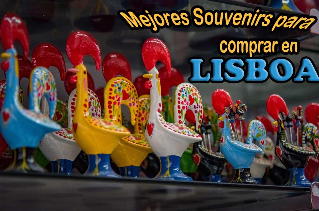 Mejores Souvenirs que puedes comprar en Lisboa
