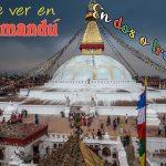 Que ver en Katmandú en dos o tres días