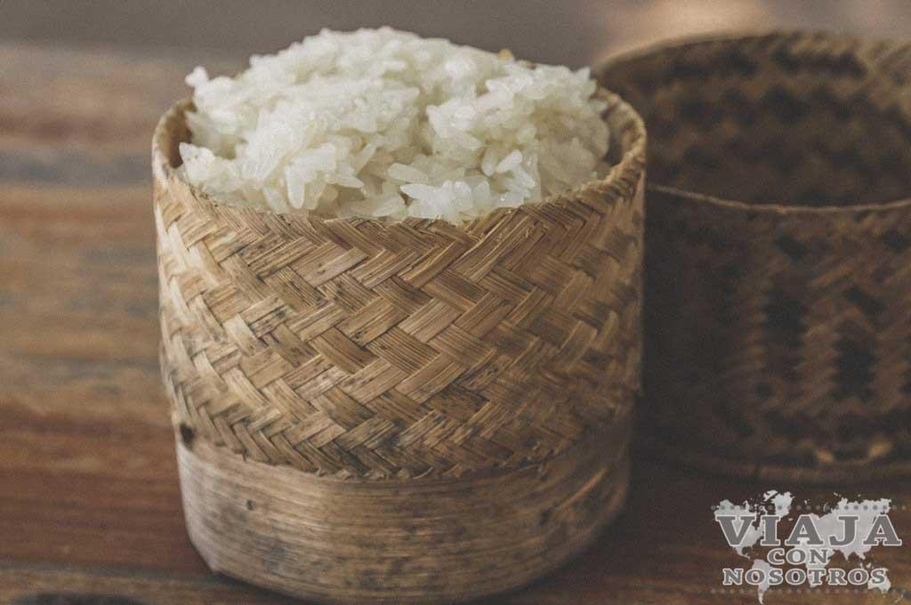 Recomendaciones en la comida de Laos
