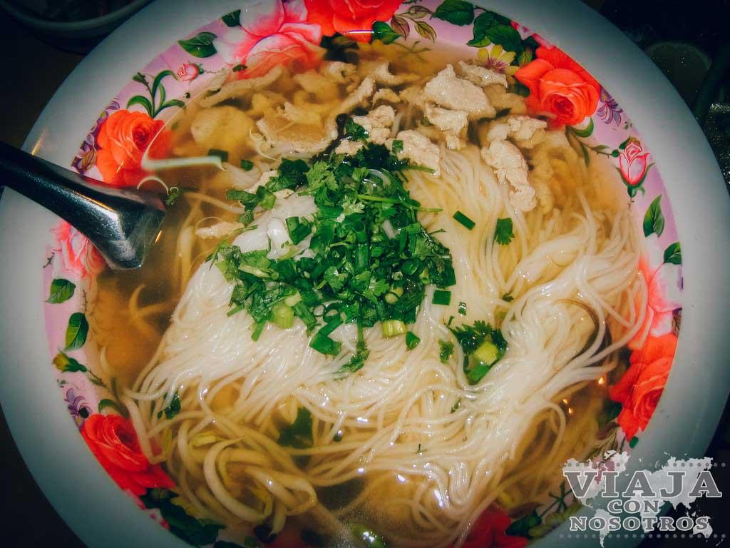 Los platos que no debes dejar de probar en Laos