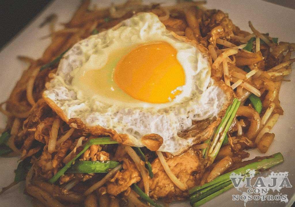 Cuanto cuesta comer en Camboya