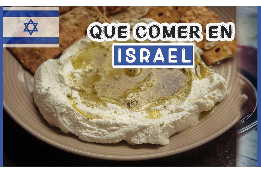 Que comer en Israel
