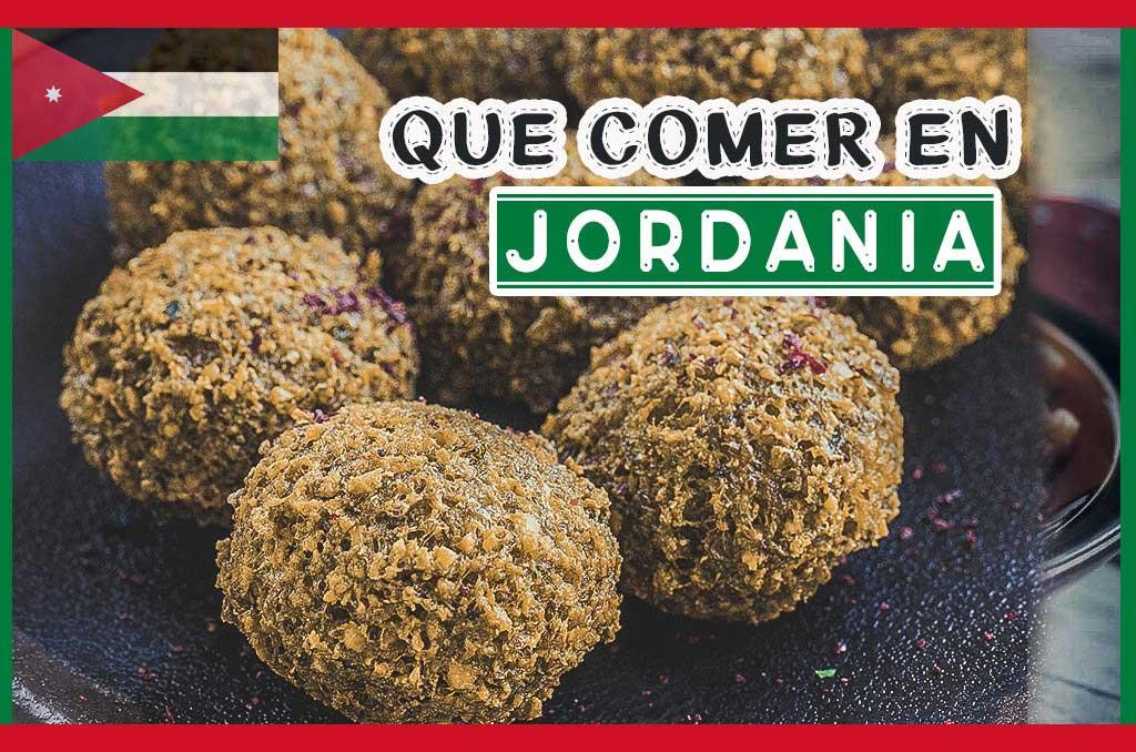 Que comer en Jordania