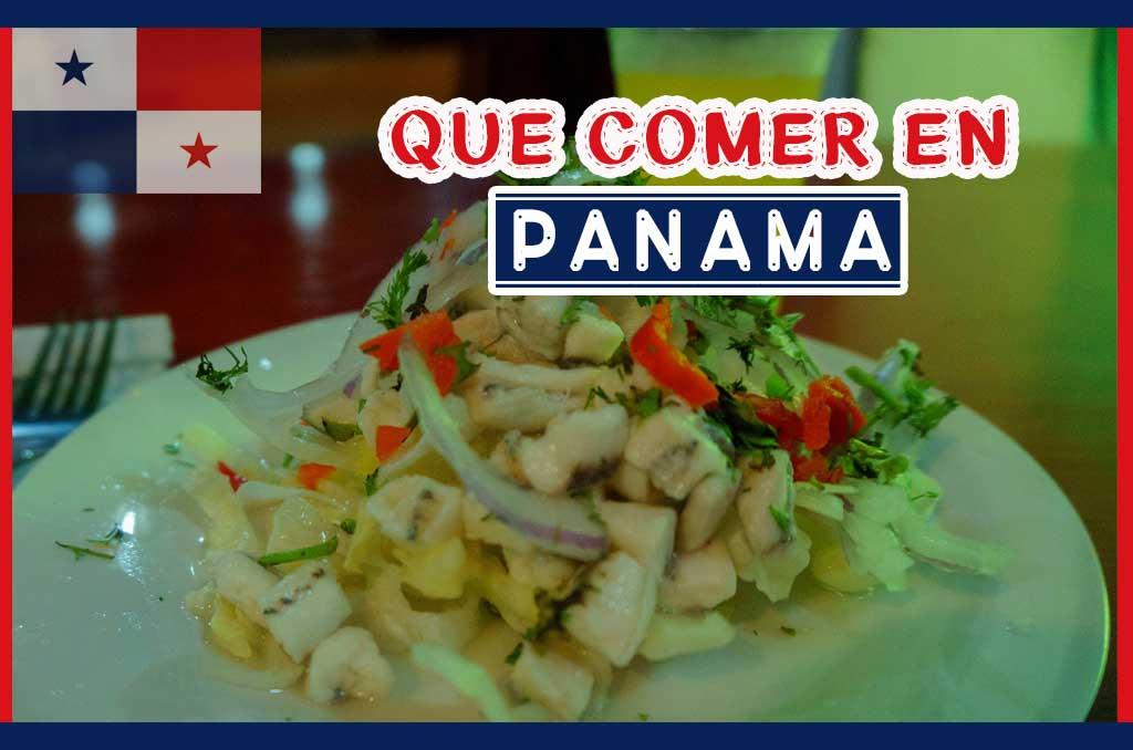 Que comer en Panamá