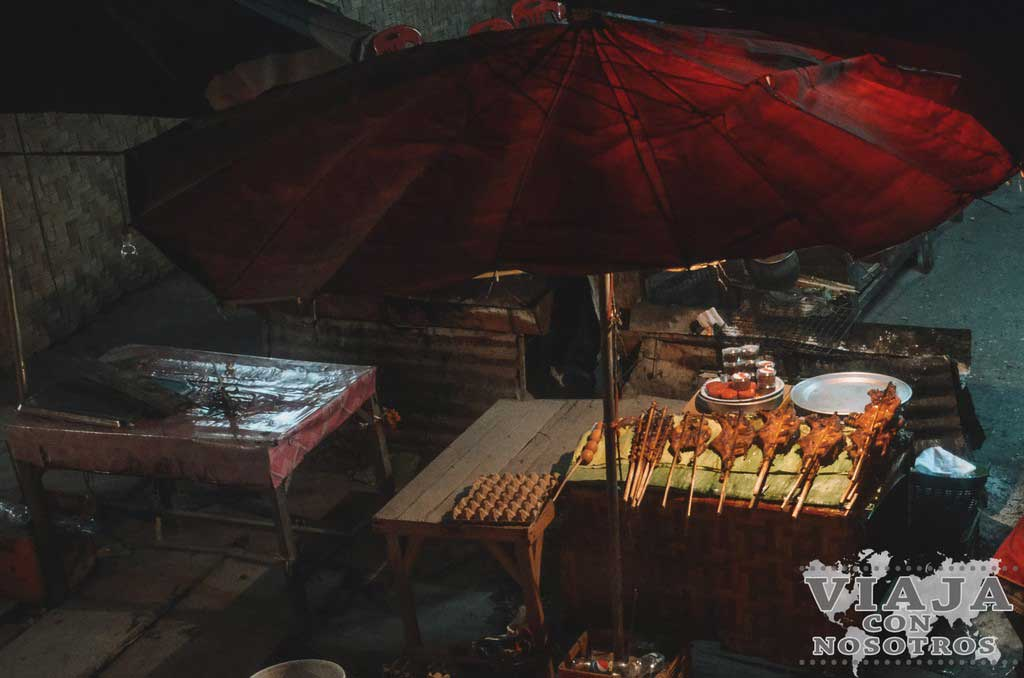 Animales extraños que se comen en Laos