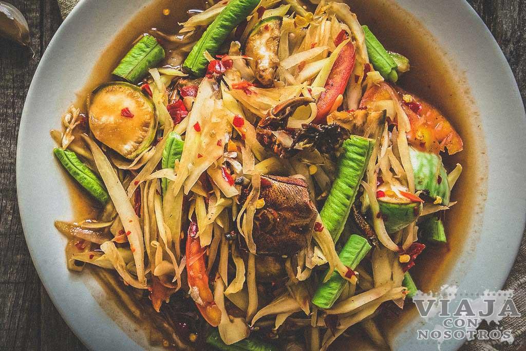 Los platos imprescindibles de Laos