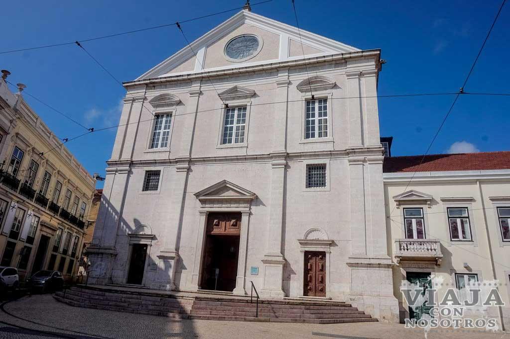 Iglesia de San Roque de Lisboa