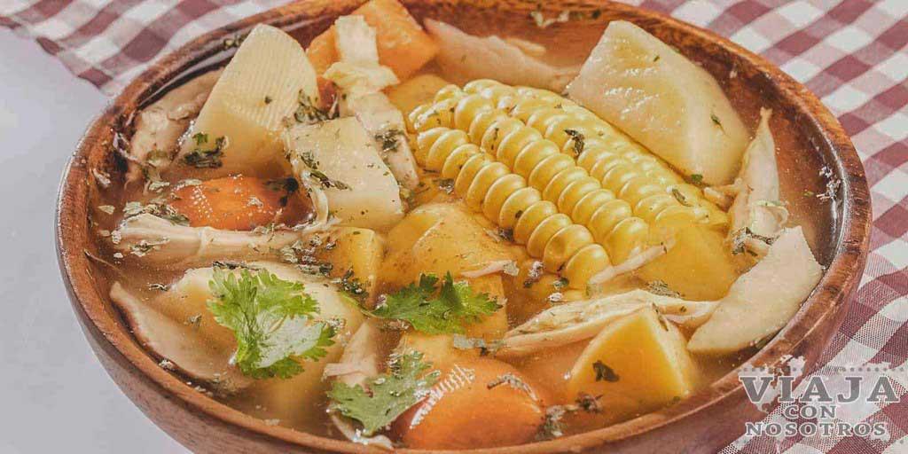 Ajiaco Cubano comida Cuba