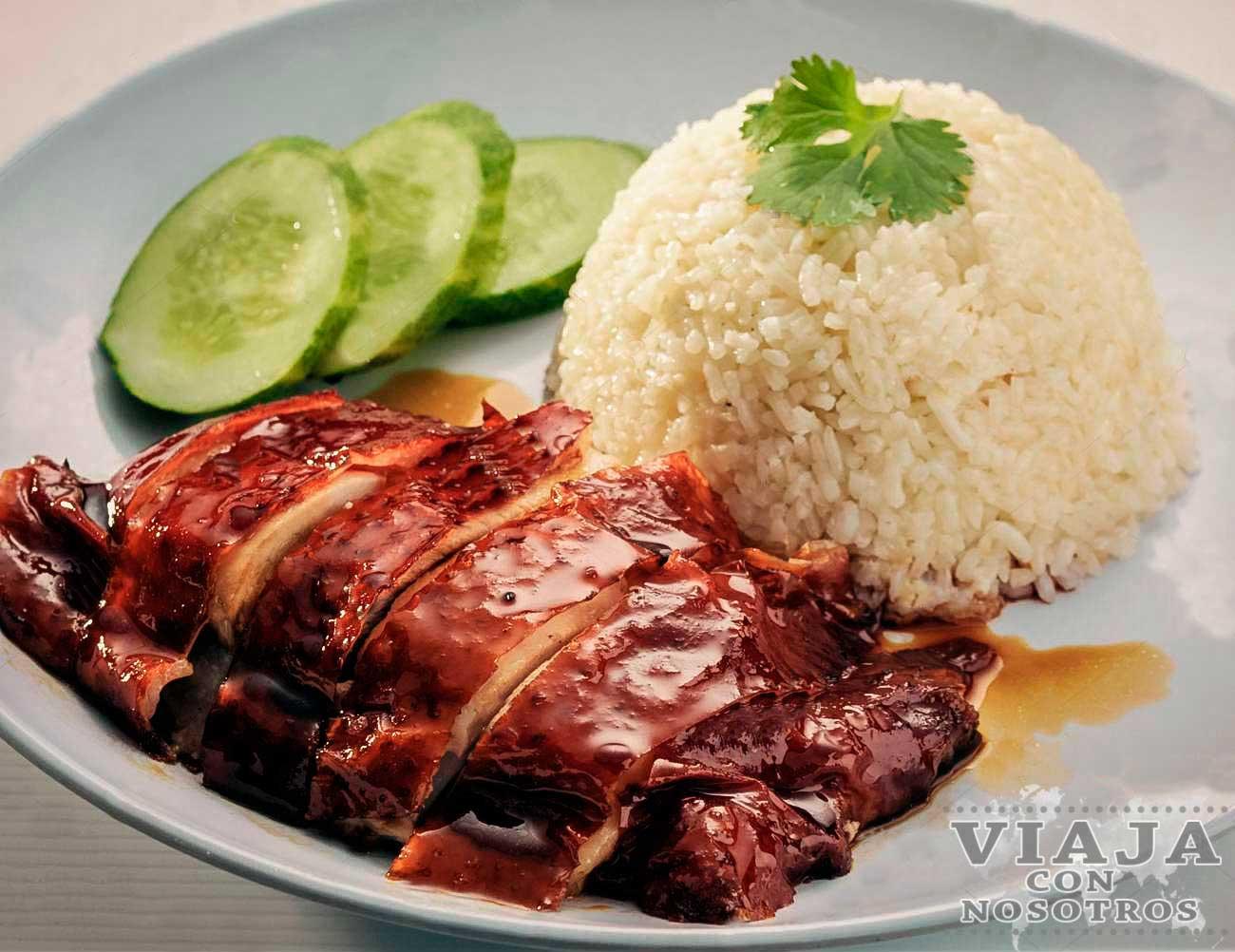 Que platos comer en Singapur
