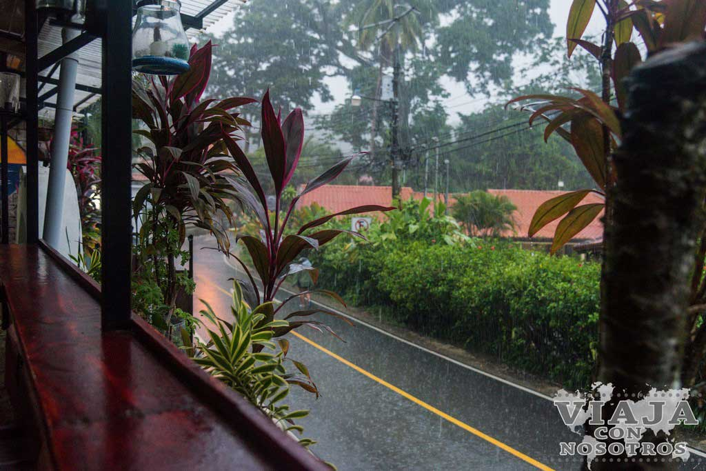 Mejor itinerario para viajar a Costa Rica