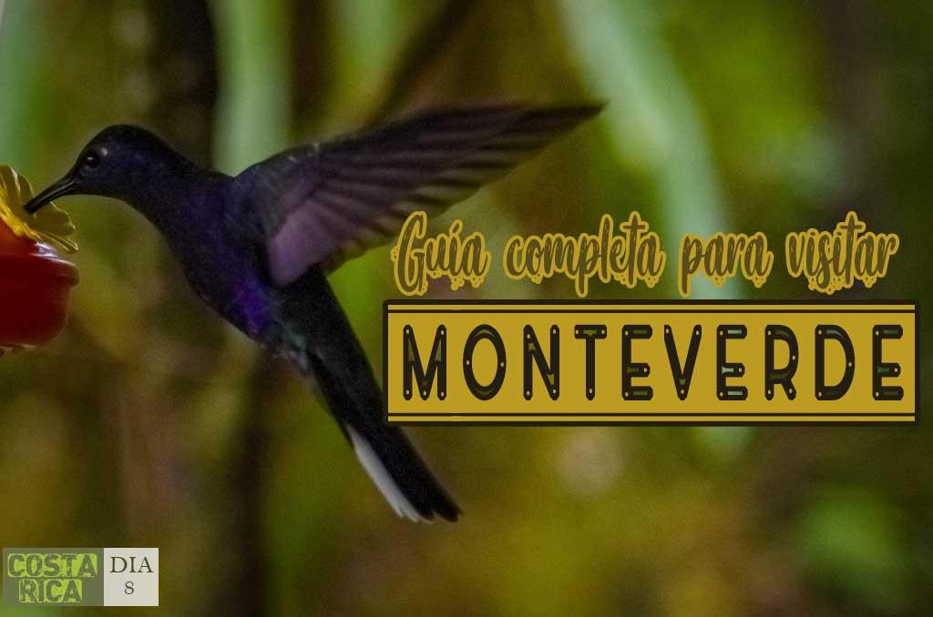 Que ver y que hacer en Monteverde