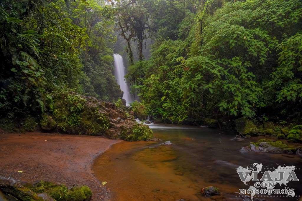 Itinerario por tu cuenta para viajar a Costa Rica