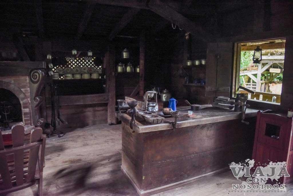 Casa tradicional Costa Rica