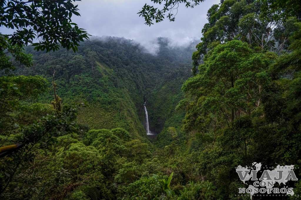 Cascada de San Fernando