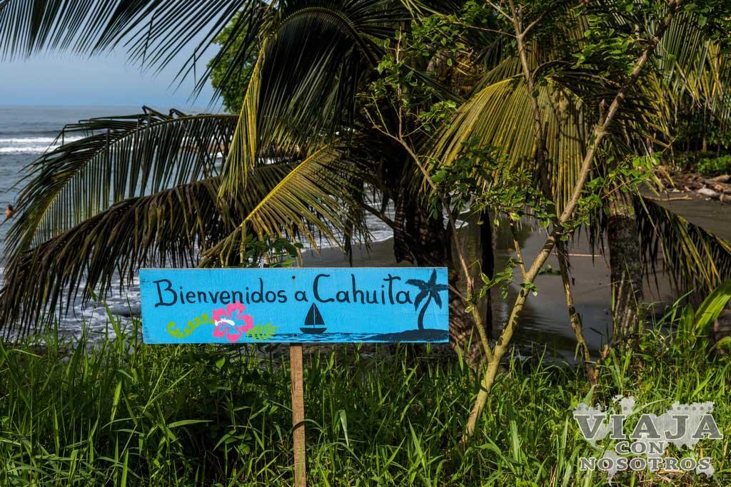 Como llegar a Cahuita