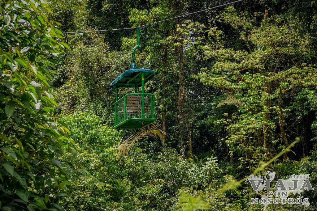 Consejos para visitar el Parque Braulio Carrillo