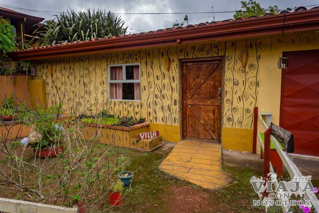 Hoteles económicos en Poas