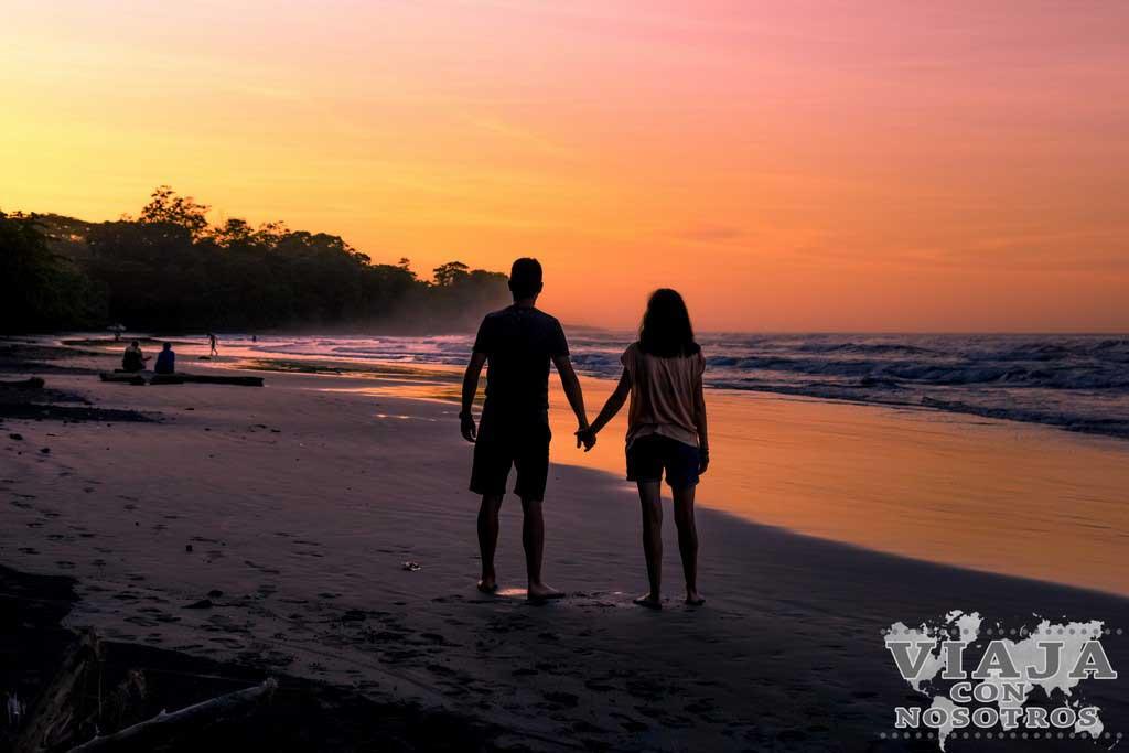 Mejores puestas de sol de Cahuita