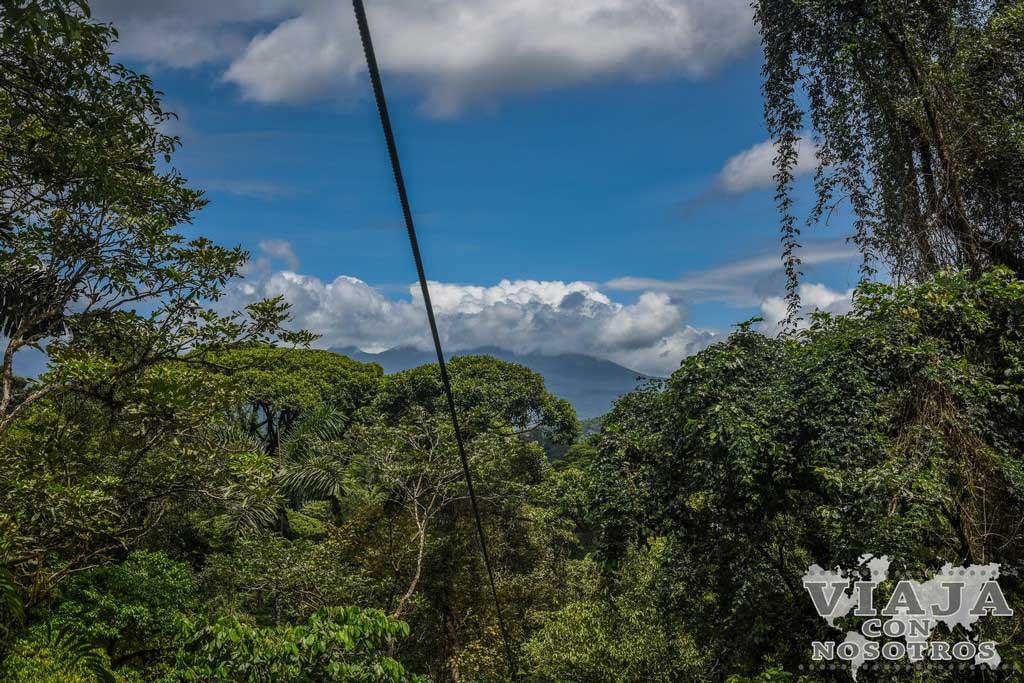 Como visitar el Parque Braulio Carrillo