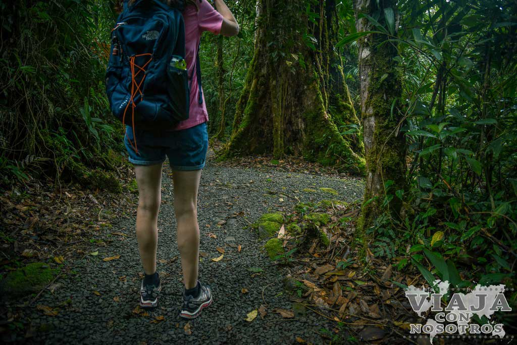 La mejor cascada de Costa Rica
